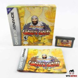 Super Ghouls 'N Ghosts (Game Boy Advance - Boxed)