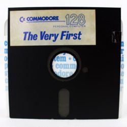 The Very First (Commodore 128 Demo Disk)
