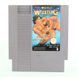 Tecmo World Wrestling (Nintendo NES, PAL-B)