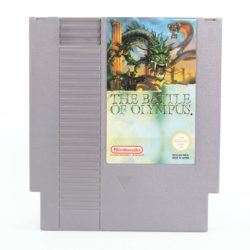 The Battle of Olympus (Nintendo NES, PAL-B)