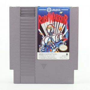 RoboWarrior (Nintendo NES, PAL-B, SCN)