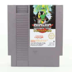 Bionic Commando (Nintendo NES, PAL-B, SCN)