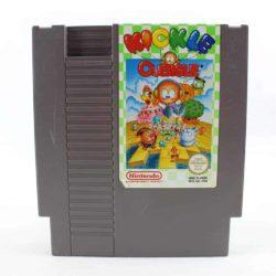 Kickle Cubicle (Nintendo NES, PAL-B)
