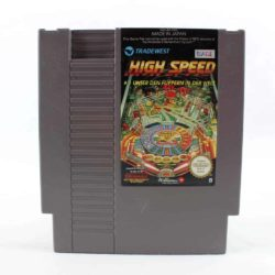 High Speed (Nintendo NES, PAL-B)