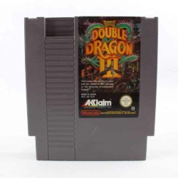 Double Dragon III (Nintendo NES, PAL-B, SCN)