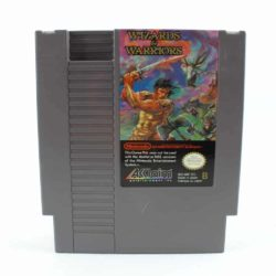Wizards & Warriors (Nintendo NES, PAL-B)