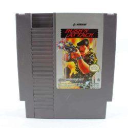 Rush'n Attack (Nintendo NES, PAL-B, SCN)