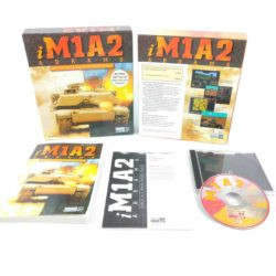 iM1A2 Abrams (PC Big Box, 1997, Charybdis Enterprises)