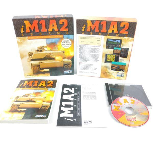 iM1A2 Abrams (PC Big Box, 1997, Charybdis Enterprises)