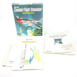 Microsoft Combat Flight Simulator: WWII Europe Series (PC Big Box, Mangler CD)