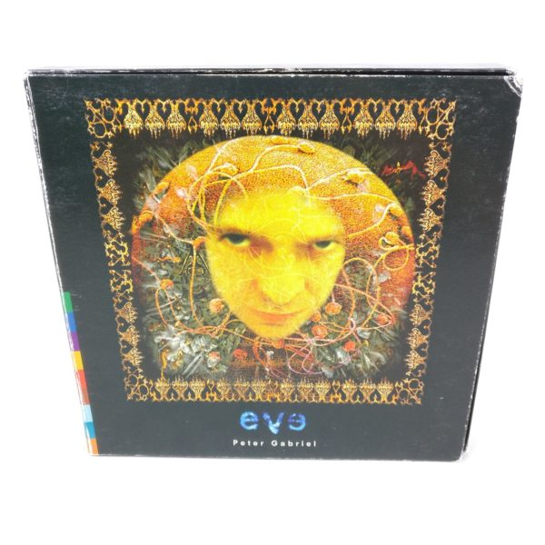Peter Gabriel: Eve (PC Big Box, 1996, Real World Multimedia)