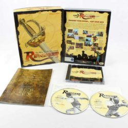 The Elder Scrolls Adventures: Redguard (PC Big Box, 1998, Bethesda)