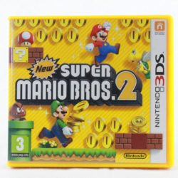 New Super Mario Bros. 2 (Nintendo 3DS)