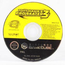 Tony Hawk's Pro Skater 3 (GameCube – Kun CD)