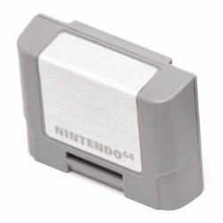Nintendo 64 Controller Pak (Uoriginal)