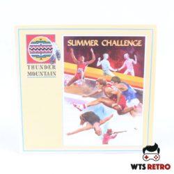 Summer Challenge (C64 spil omslag - Disk)