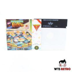 Macadam Bumper (C64 - Disk) inkl. omslag