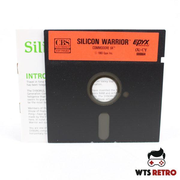 Silicon Warrior (C64 - Disk)