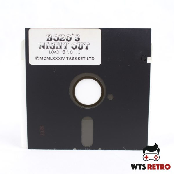 Bozo's Night Out (Commodore 64 - Disk)