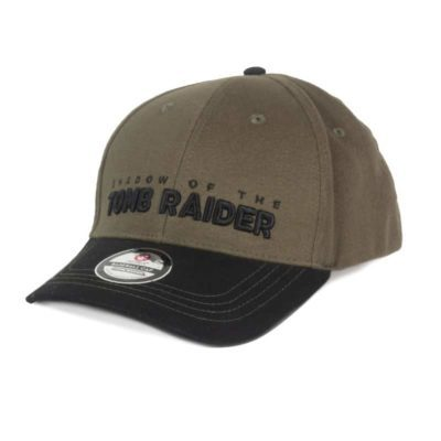 Shadow of the Tomb Raider Curved Bill Cap