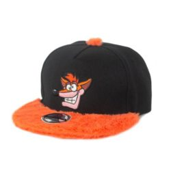 Crash Bandicoot Furry Crash Snapback