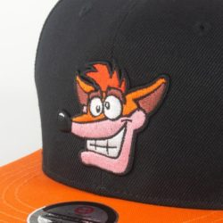 Crash Bandicoot Classic Crash Snapback