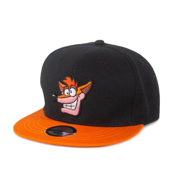Crash Bandicoot Classic Snapback