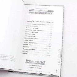 Command & Conquer: Red Alert (PC Big Box manual)