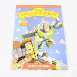 Disney's Animated Storybook: Toy Story (PC Big Box manual)