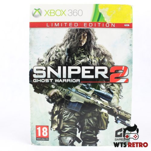 Sniper 2: Limited Edition (Xbox 360)