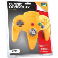 Nintendo 64 Tilbehør