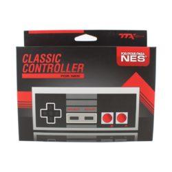 NES Classic Controller TTX (Nintendo NES, Super Retro Trio)