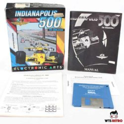 Indianapolis 500: The Simulation (Amiga)