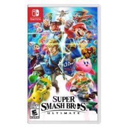 Nintendo Switch spil