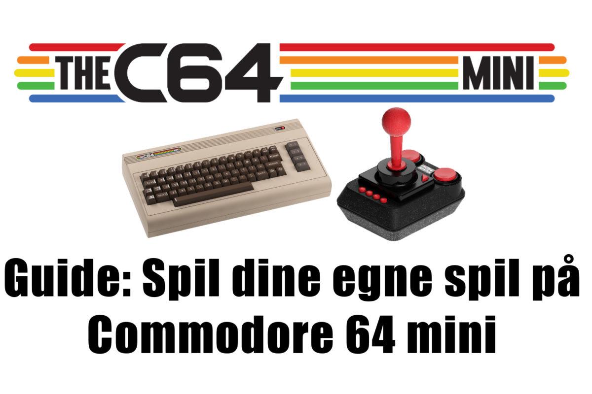 Commodore 64 Mini Firmware