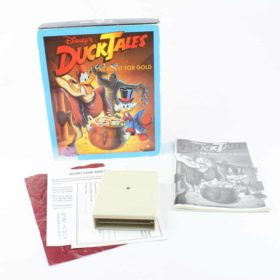 Disney's Duck Tales: The Quest for Gold (C64 Cartridge - Boxed)
