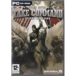 American Civil War: Take Command - Second Manassas (PC)