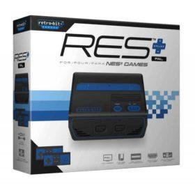 Retro-Bit RES+ HD konsol til Nintendo NES spil