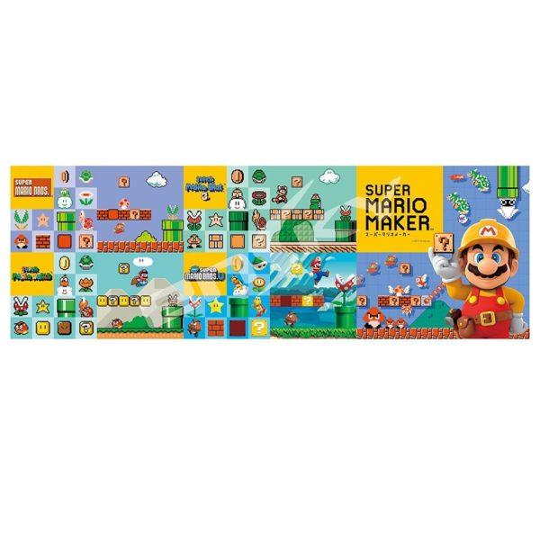 Super Mario Maker History Jigsaw Puzzle - 352 brikker