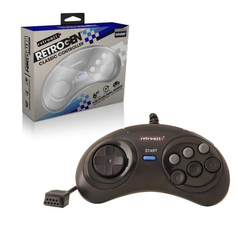 Retro-Bit SEGA Mega Drive Classic Controller
