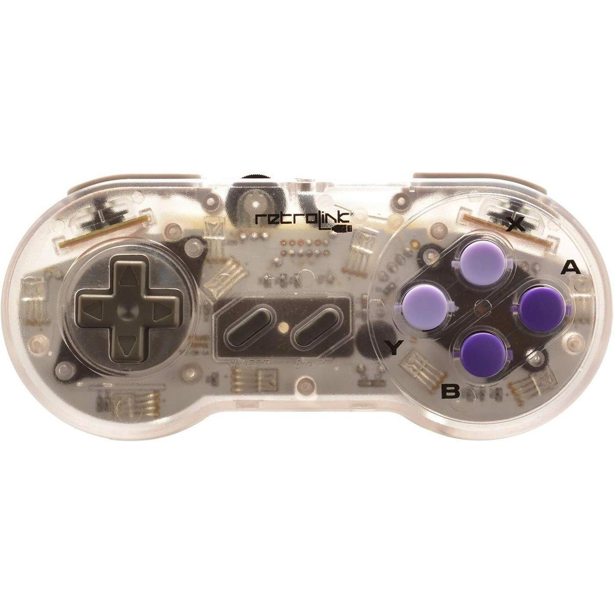 SNES Controller USB LED Retrolink