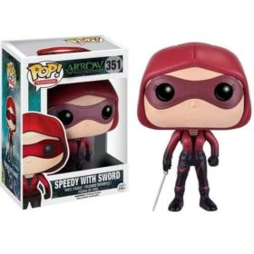 Funko 10084 DC Comics - Arrow Speedy With Sword Pop Vinyl Figure