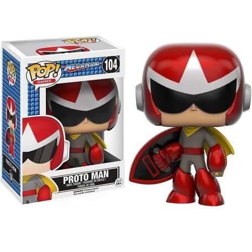 Funko POP! Mega Man Proto Man