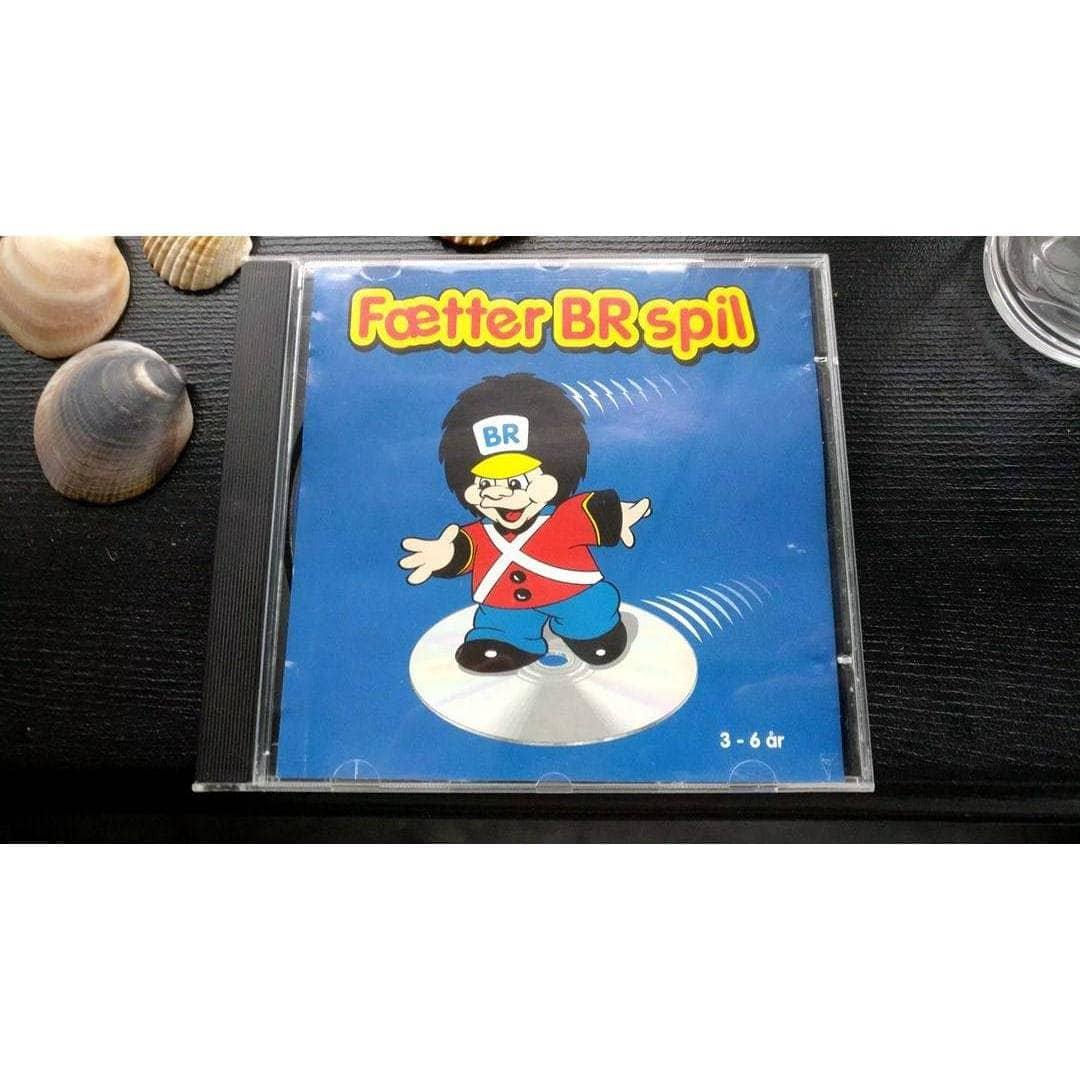 Fætter BR spil (PC - 2000 - Dansk)