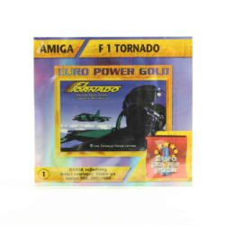 F1 Tornado (Amiga, Euro Power Pack)