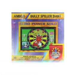 Bully Spiller Dart / Bully's Sporting Darts (Amiga, Euro Power Pack)
