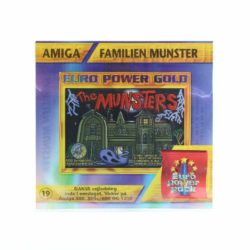 Familien Munster / The Munsters (Amiga, Euro Power Pack)