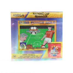 Nations Cup Manager / Tracksuit Manager (Amiga, Euro Power Pack)