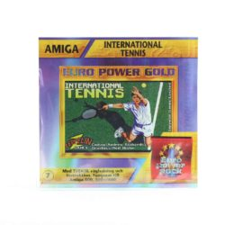 International Tennis (Amiga, Euro Power Pack)