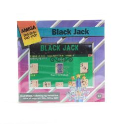 Black Jack (Amiga, Euro Power Pack)